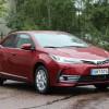 Toyota Corolla uudistui