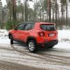 Koeajo Jeep Renegade Trailhawk – Jos metsään haluat mennä