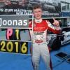 Joonas Lappalainen Audi Sport TT cupin mestaruuteen