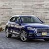 Audi Q5 saapui Suomeen