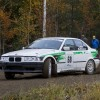 Jaakko Lavio nopein BMW-rallisarjan päätöskisassa