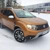 Dacia Duster hengittää nyt vapaasti