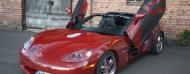 Lamboilemaan – Corvette C6.R