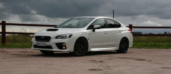 Subaru WRX – Salonkikelpoinen