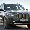 BMW X7 keväällä Suomeen