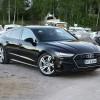 Koeajo Audi A7 – Huippumukava