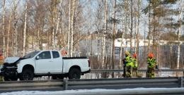 Kaupungeissa eniten liikenneonnettomuuksia – vakavimmat onnettomuudet sattuvat maaseudulla