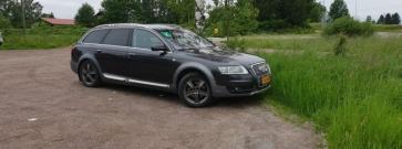 Koeajo käytetty Audi A6 – Ikä ja kilsat eivät tunnu missään!
