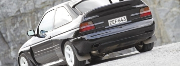 Raakaa Cossua kiitos – Ford Escort RS Cosworth ´92