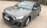 Koeajo Audi A1 – Uusi A1 isottelee