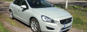 Suomi-Volvo vähillä kilometreillä