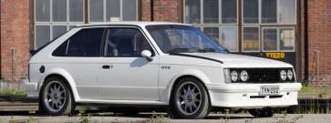 Irmscher – Opel Kadett GTE '84