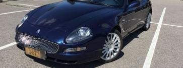 Koeajo käytetty Maserati Coupé – Mykistävä Maserati