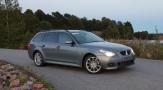 Kaasujalan kestotestiauto – Mika-faijan BMW