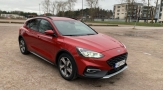 Koeajo Ford Focus – Kevythybridi Focuksessa eristää pörinätkin