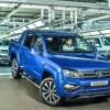 VW Amarokin 258 hv -huippumoottorin tuotanto on alkanut