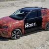 Volkswagen laajentaa mallistoaan T-Crossilla