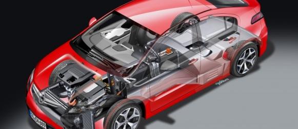 Opel Sähköauto