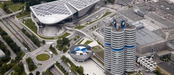 Autofriikin matkailukohde Etelä-Saksassa