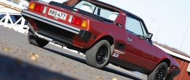 Murtoluku – Fiat X1/9 '80