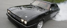 Latela! – Ford Capri V6 Cosworth `77