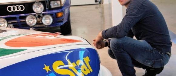 Jari-Matti Latvalan automuseo – Hunajaa rallikansalle