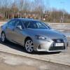 Koeajo Lexus IS300h – Yhä hiotumpi