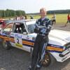 Mikko Hirvonen mukana Autoglym-rallissa