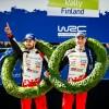 Lappi otti voiton vasta neljännessä WRC-kilpailussaan