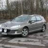 Koeajo käytetty Peugeot 407 – Kilometrien karttuessa löytyy Pösöstäkin äijää