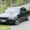 Koeajo käytetty BMW 735i  – James Bondinkin auto