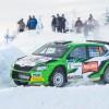 Pietarinen dominoi Arctic Lapland Rallya ensimmäisenä ajopäivänä