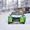 Pietarinen voitti Arctic Lapland Rallyn