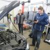 BG-huollot saivat Audin kulutuksen kuriin
