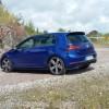 Koeajo VW Golf R – Perhesporttien kunkku