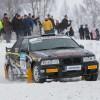 BMW-luokka näyttävästi mukana Autopirtti-rallissa