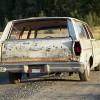Kierrätys kunniaan – Ford Country Sedan ´65