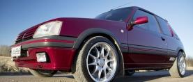 Rinsessa – Peugeot 205 GTI 1.9 Turbo ´87
