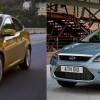Sama vuosimalli & eri korimalli – Ford Focus vm. 2011