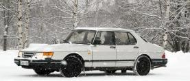 Saab 900 sedan – Se Varma Kotimainen