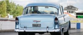 Vauhtiklassikko – Chevrolet 210 ´55