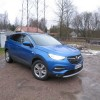 Koeajo Opel Grandland X – Tasapainoinen