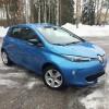 Koeajo Renault Zoe – Hurmaavasti sähköllä