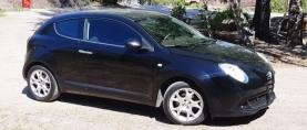 Koeajo käytetty Alfa Romeo Mito – Koneurakoitsijan tyttärelle tai tyttöystävälle