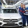 Valmet Automotive on käynnistänyt tänään uuden A-sarjan tuotannon