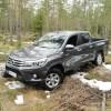 Koeajo Toyota Hilux – Järeämpi