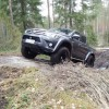 Koeajo Toyota Hilux Arctic Trucks – Järein