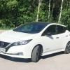 Koeajo Nissan Leaf – Yhä lähempänä tavallista perheautoa