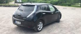 Koeajo käytetty Nissan Leaf – Vuoden auto 2011