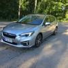 Koeajo Subaru Impreza – Tuli takaisin hillittynä